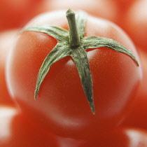 Tomato, close up.